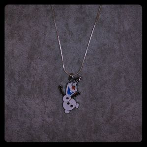Other - Olaf necklace